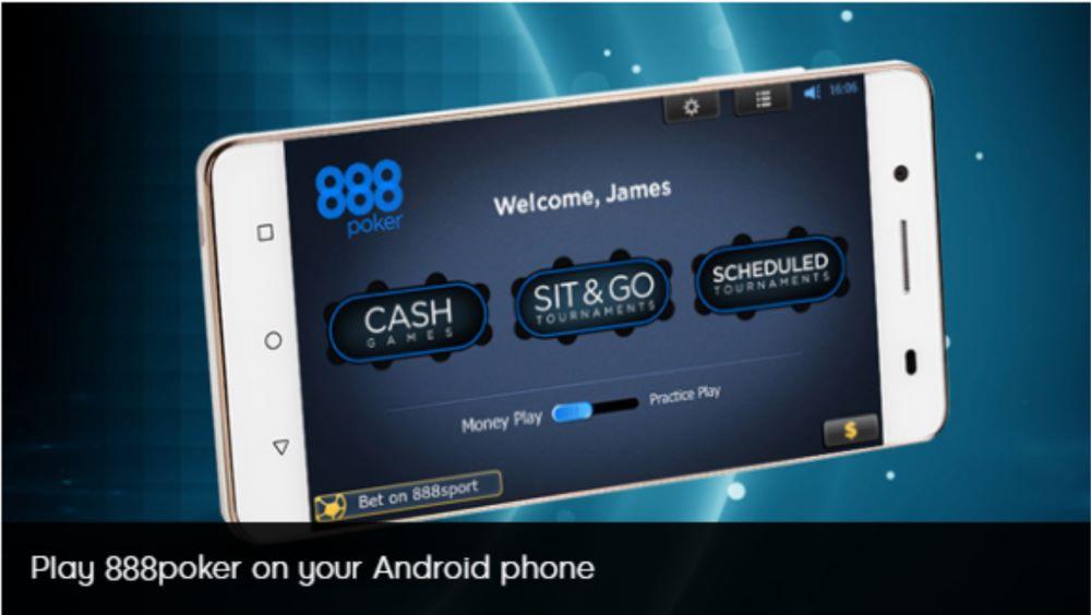 Как скачать приложение 888 покер на андроид телефон или планшет - Фото 2