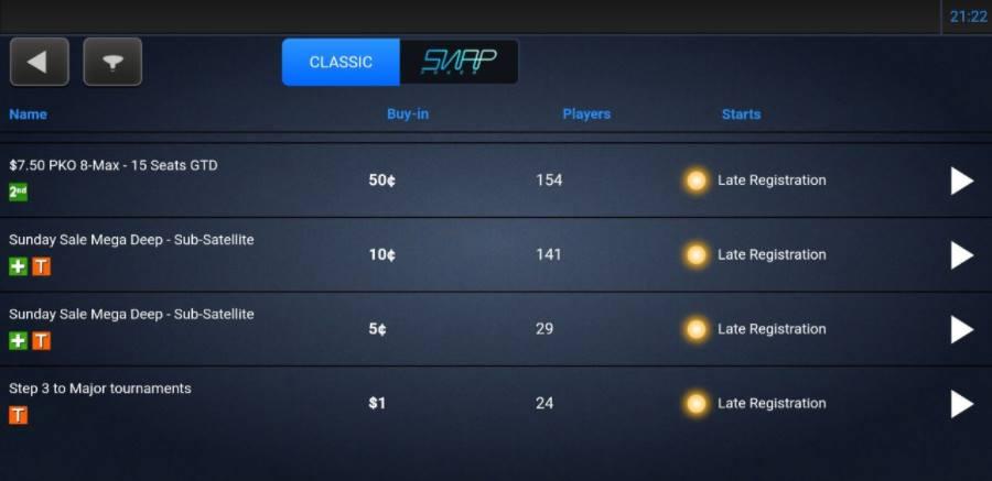 888 Poker скачать на мобильный телефон - подробная инструкция - Фото 1